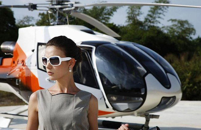 Helicopter Charters in St. Louis