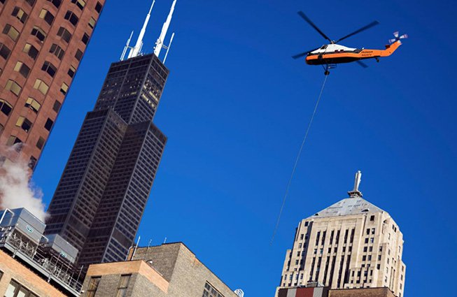 St. Louis Heavy Lift Helicopter Services